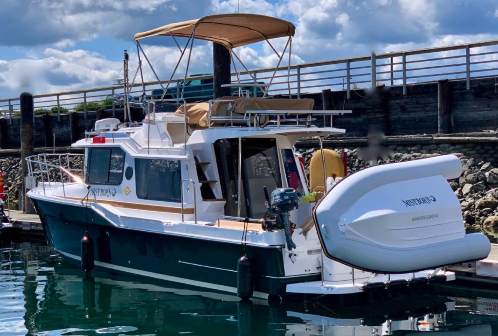 Ranger Tugs-29CB 2019-Mistyborn Bainbridge Island-Washington-United States-1534741   Thumbnail