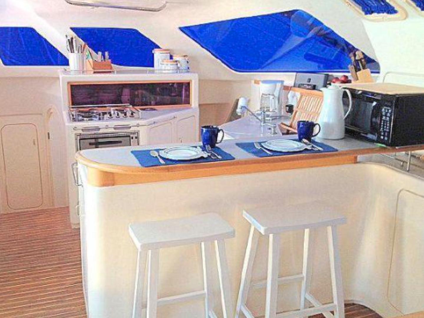 Voyage Yachts-Noseman 430 1999-Christine United States-1534796   Thumbnail