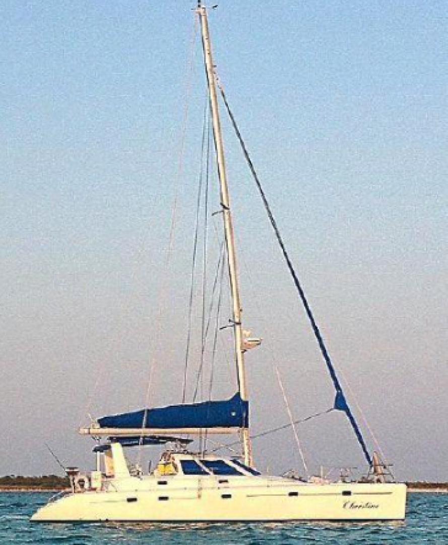 Voyage Yachts-Noseman 430 1999-Christine United States-1534780 | Thumbnail