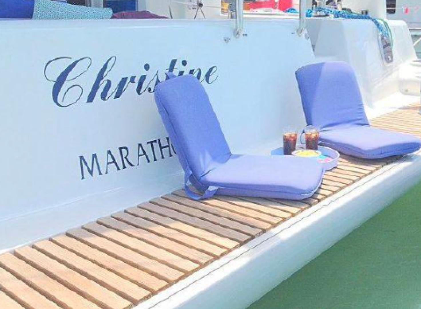 Voyage Yachts-Noseman 430 1999-Christine United States-1534795   Thumbnail