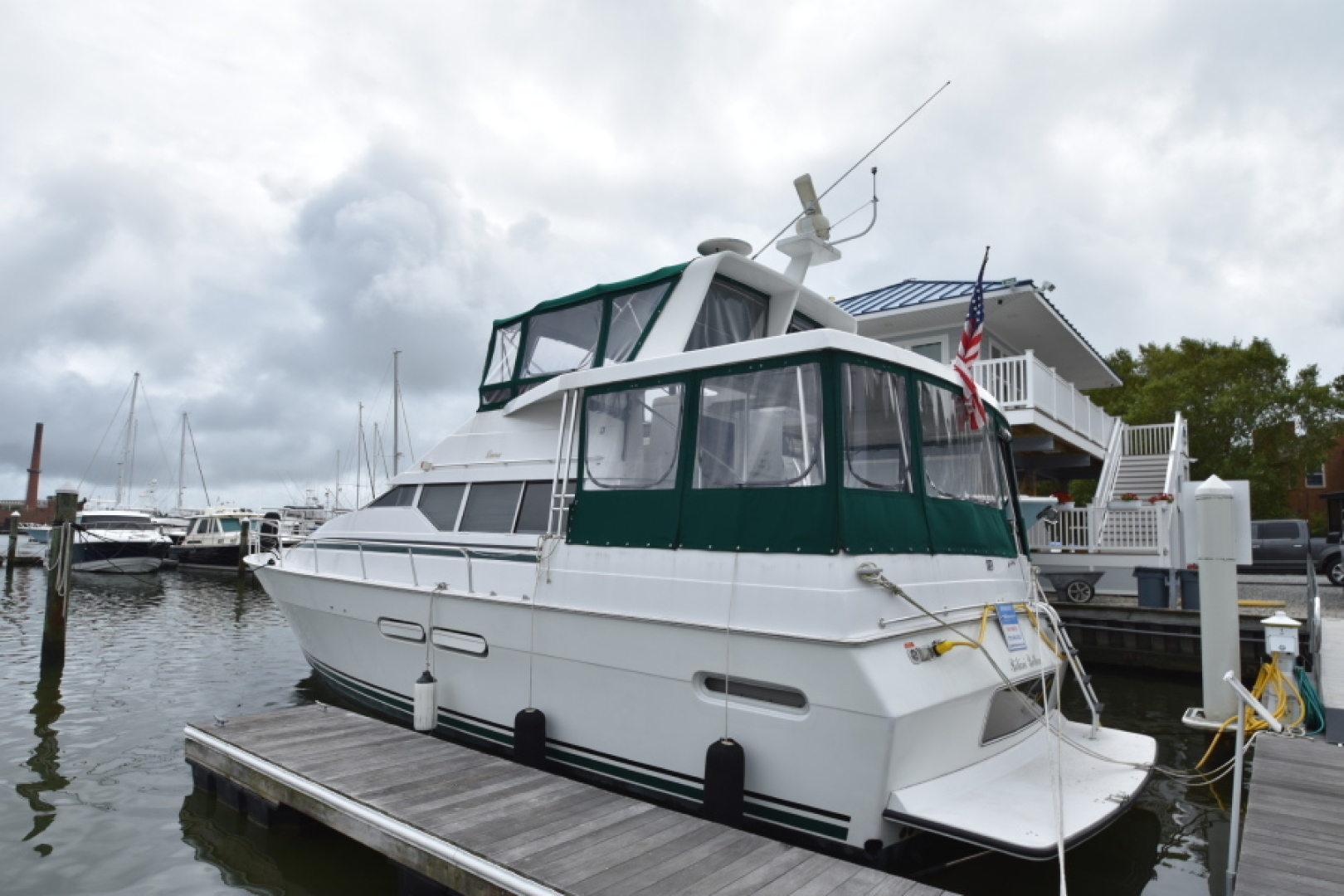 Mainship-47 Motoryacht 1998-Cynthia Lynn Hampton-Virginia-United States-1534811 | Thumbnail