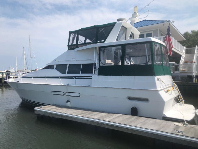Mainship-47 Motoryacht 1998-Cynthia Lynn Hampton-Virginia-United States-1534810 | Thumbnail