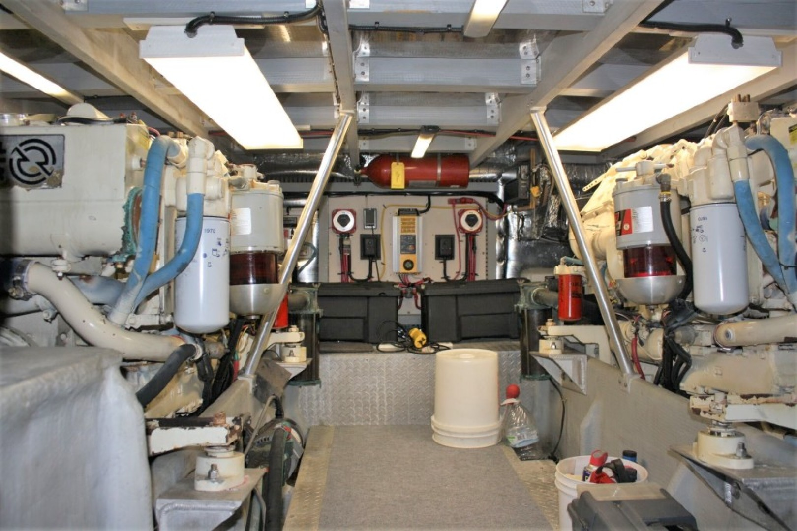 Mainship-47 Motoryacht 1998-Cynthia Lynn Hampton-Virginia-United States-1534853 | Thumbnail