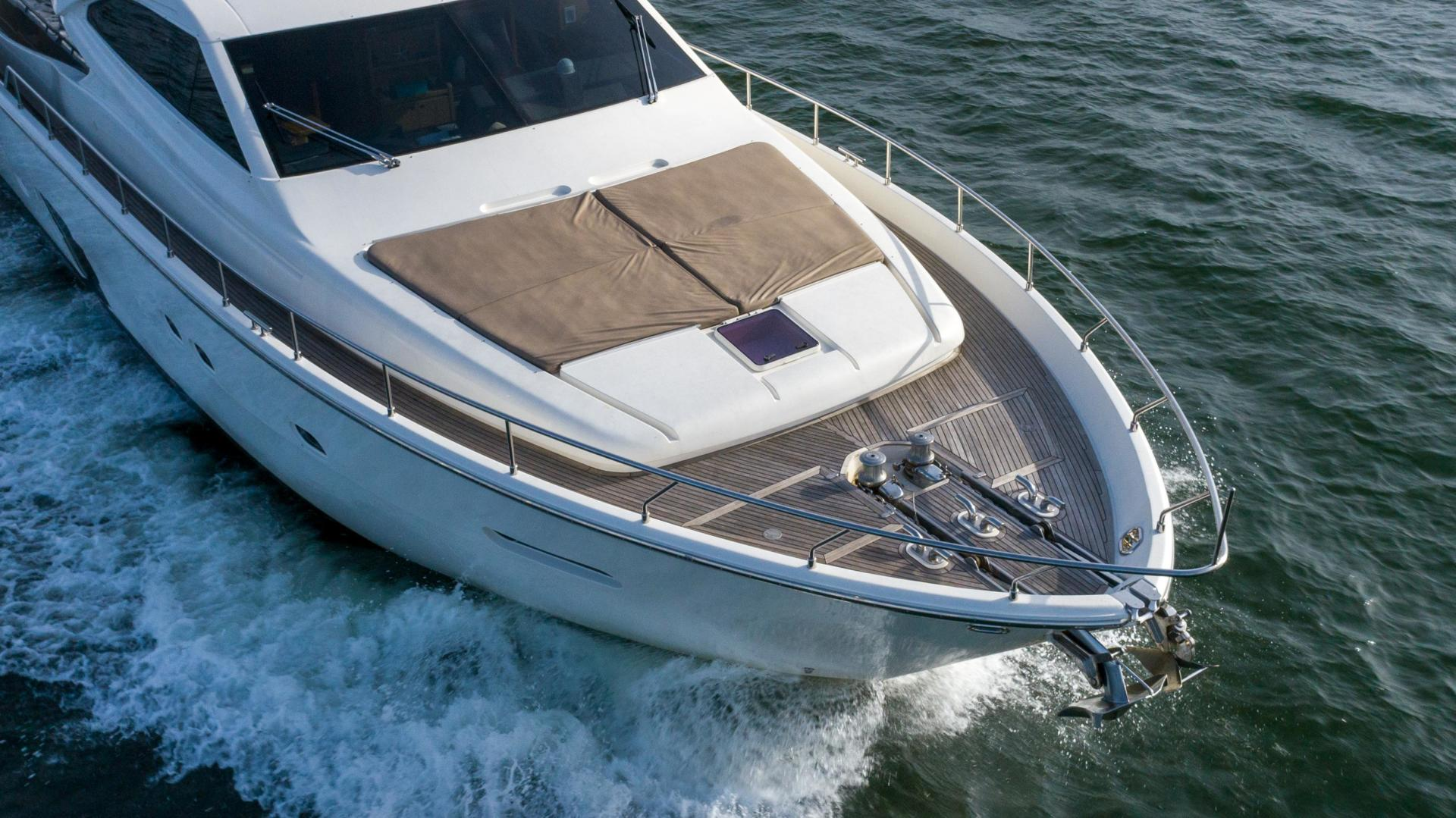 Ferretti Yachts-780 Fly bridge 2007-INDULGE Miami-Florida-United States-1543987 | Thumbnail