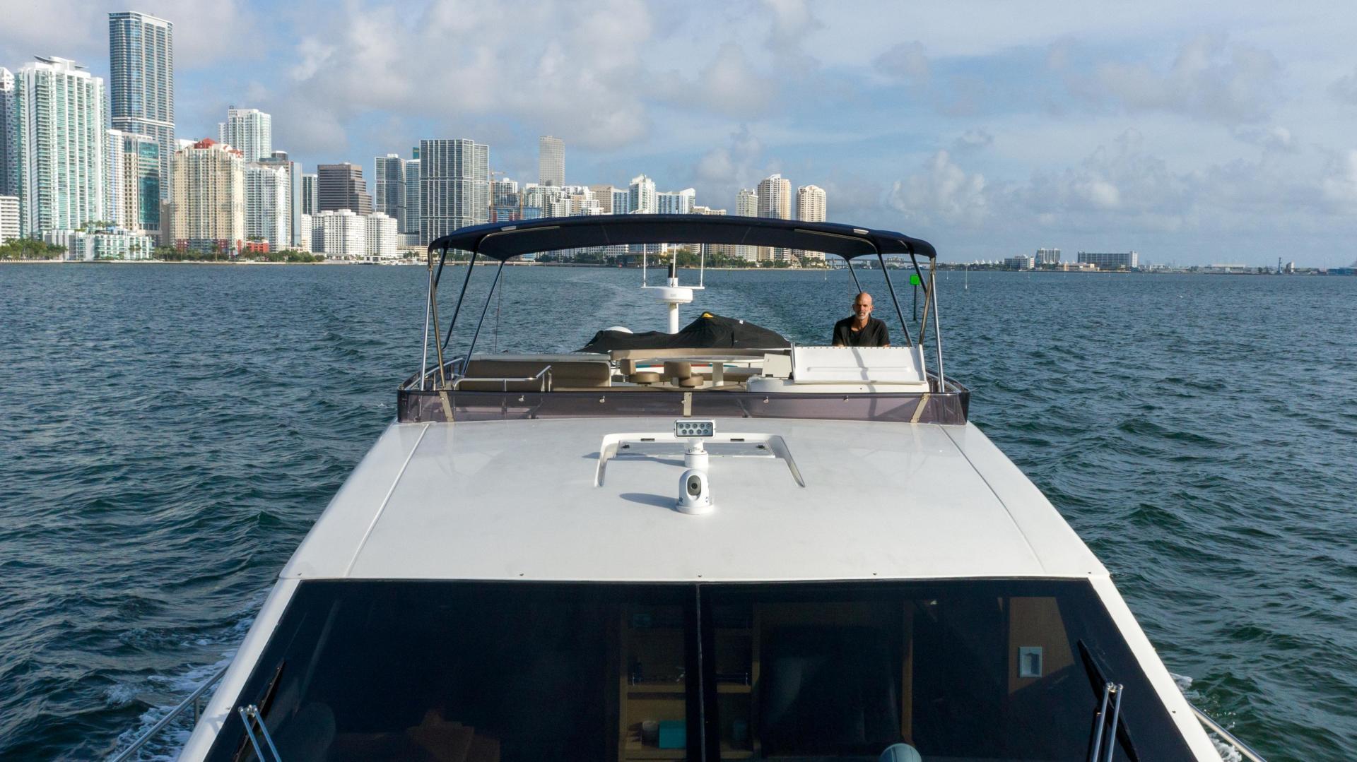 Ferretti Yachts-780 Fly bridge 2007-INDULGE Miami-Florida-United States-1543981 | Thumbnail