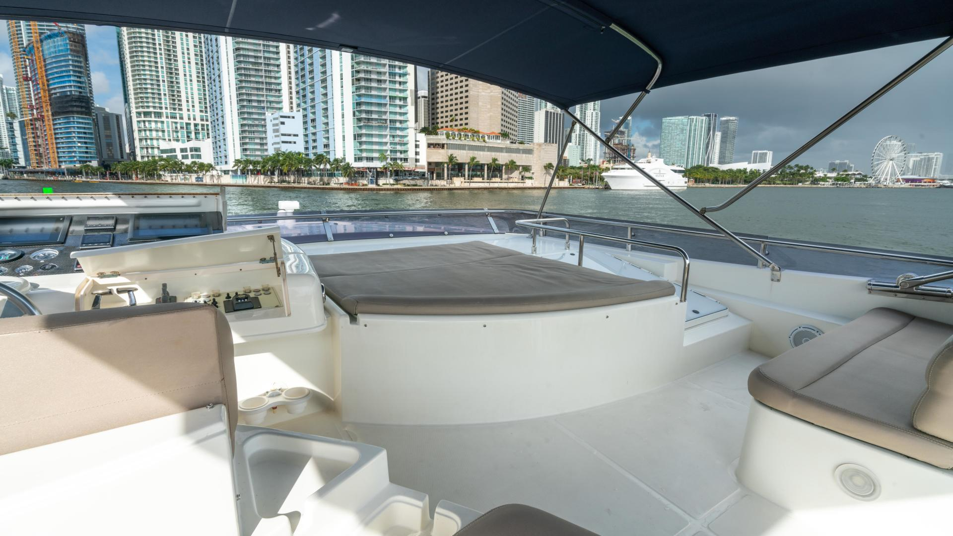 Ferretti Yachts-780 Fly bridge 2007-INDULGE Miami-Florida-United States-1543994 | Thumbnail