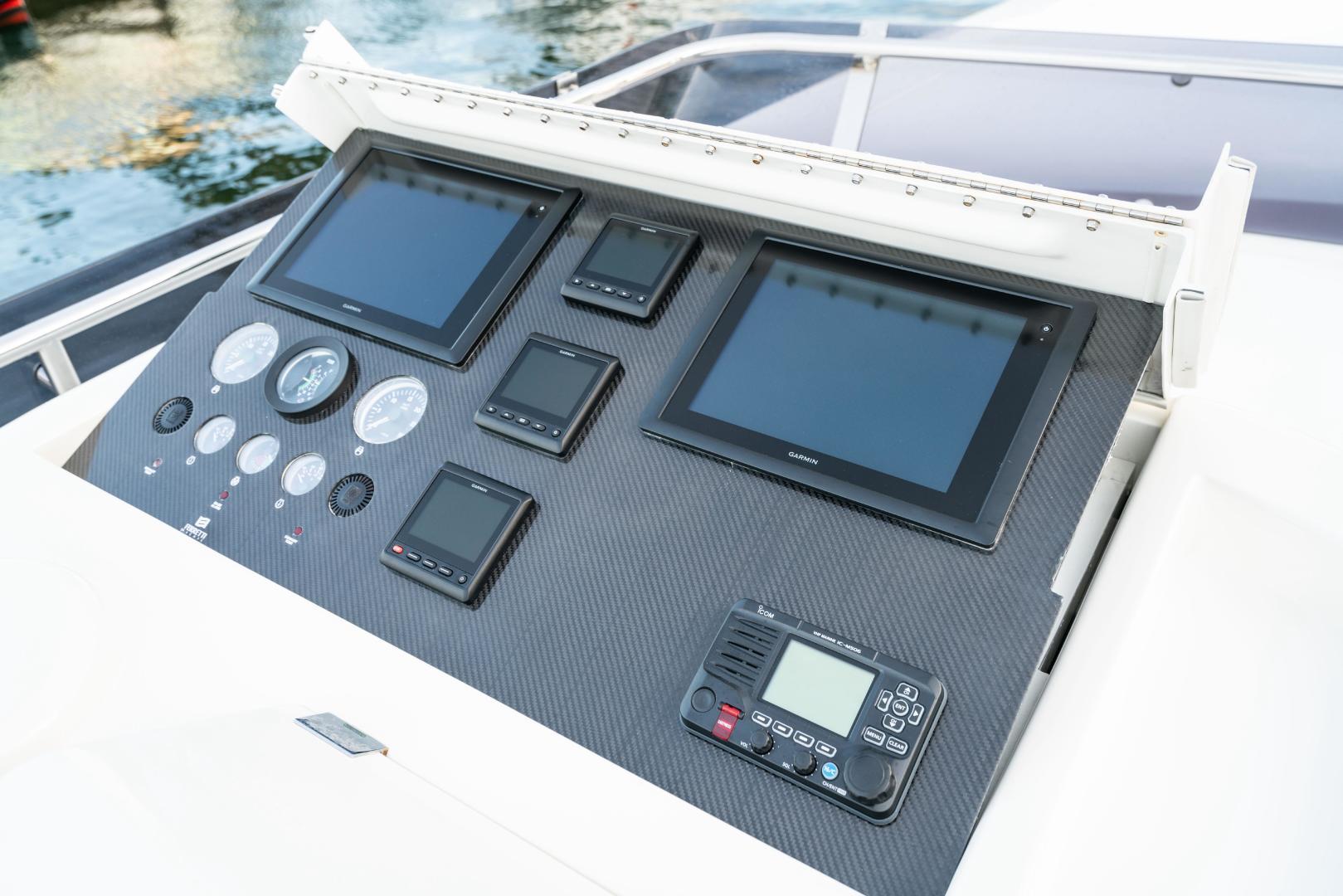 Ferretti Yachts-780 Fly bridge 2007-INDULGE Miami-Florida-United States-1544010 | Thumbnail
