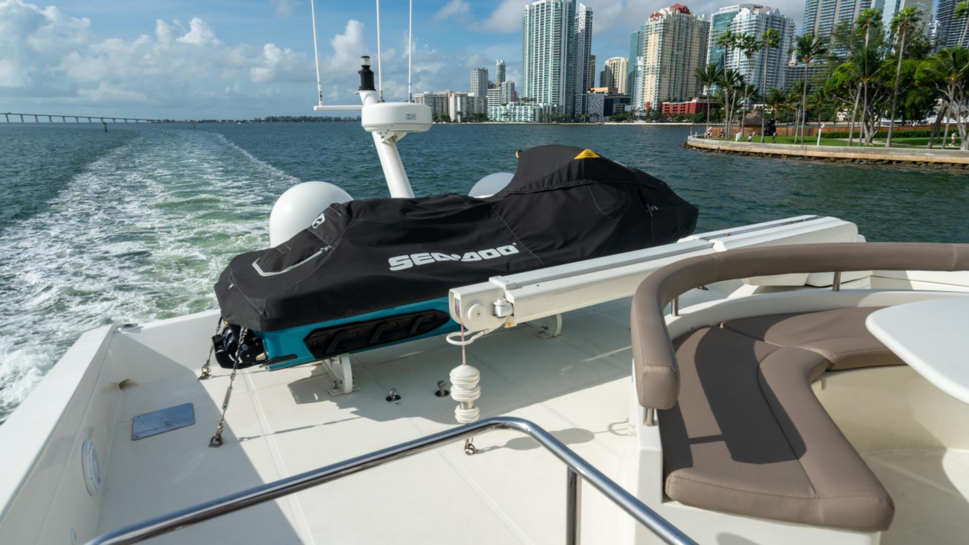 Ferretti Yachts-780 Fly bridge 2007-INDULGE Miami-Florida-United States-1543990 | Thumbnail