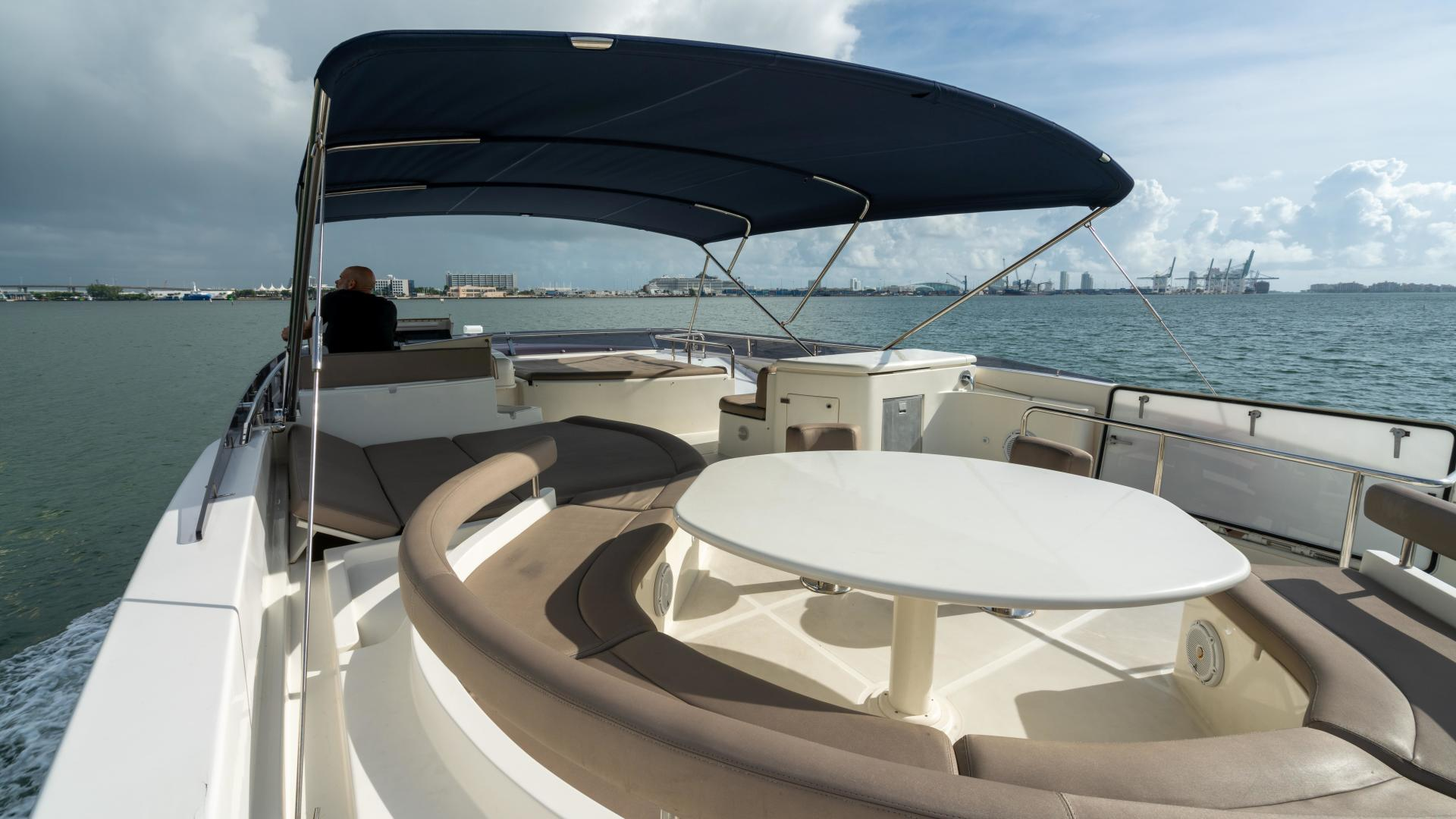 Ferretti Yachts-780 Fly bridge 2007-INDULGE Miami-Florida-United States-1543993 | Thumbnail