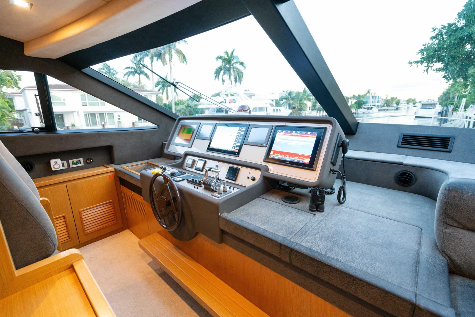 Ferretti Yachts-780 Fly bridge 2007-INDULGE Miami-Florida-United States-1544052 | Thumbnail