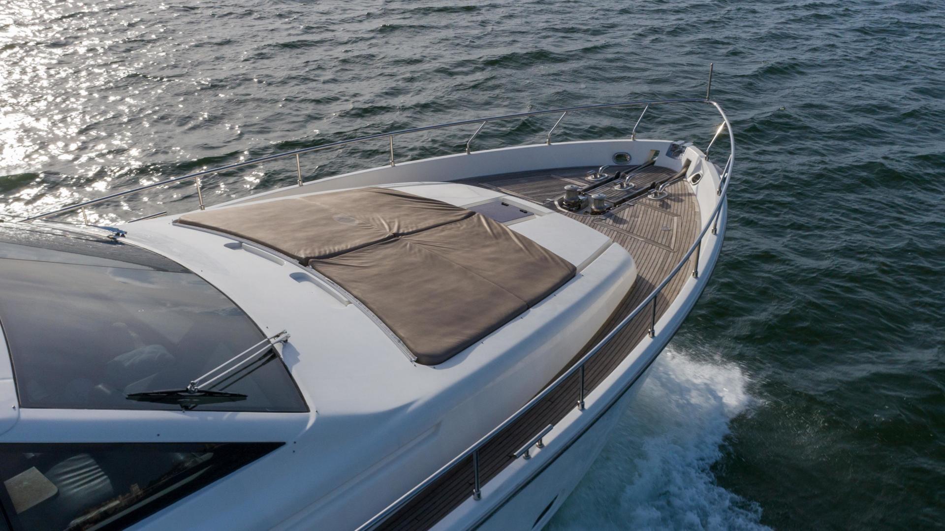Ferretti Yachts-780 Fly bridge 2007-INDULGE Miami-Florida-United States-1543986 | Thumbnail