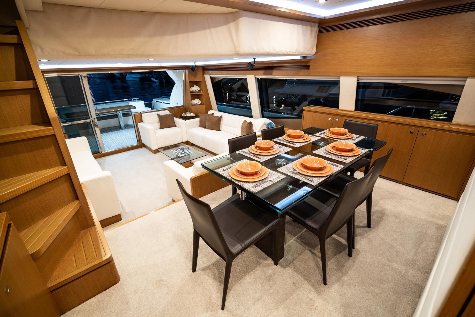 Ferretti Yachts-780 Fly bridge 2007-INDULGE Miami-Florida-United States-1544027 | Thumbnail