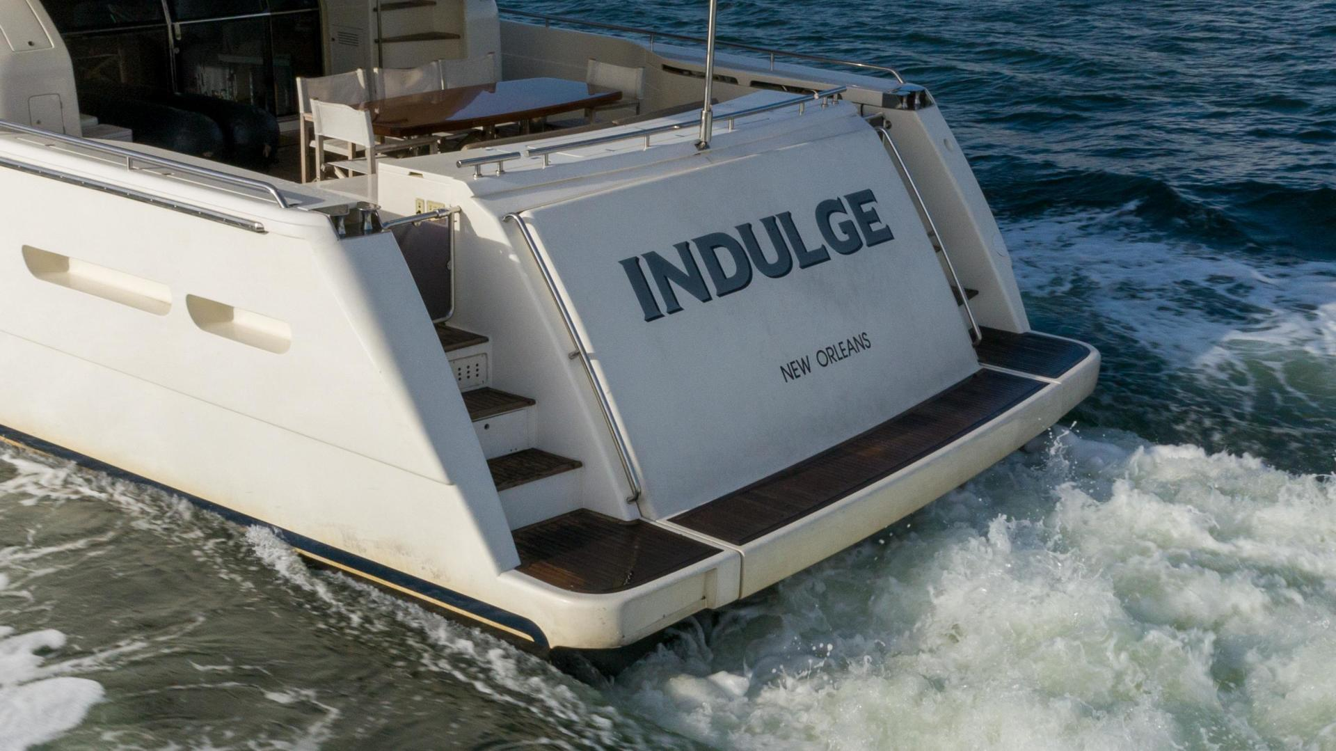Ferretti Yachts-780 Fly bridge 2007-INDULGE Miami-Florida-United States-1544068 | Thumbnail