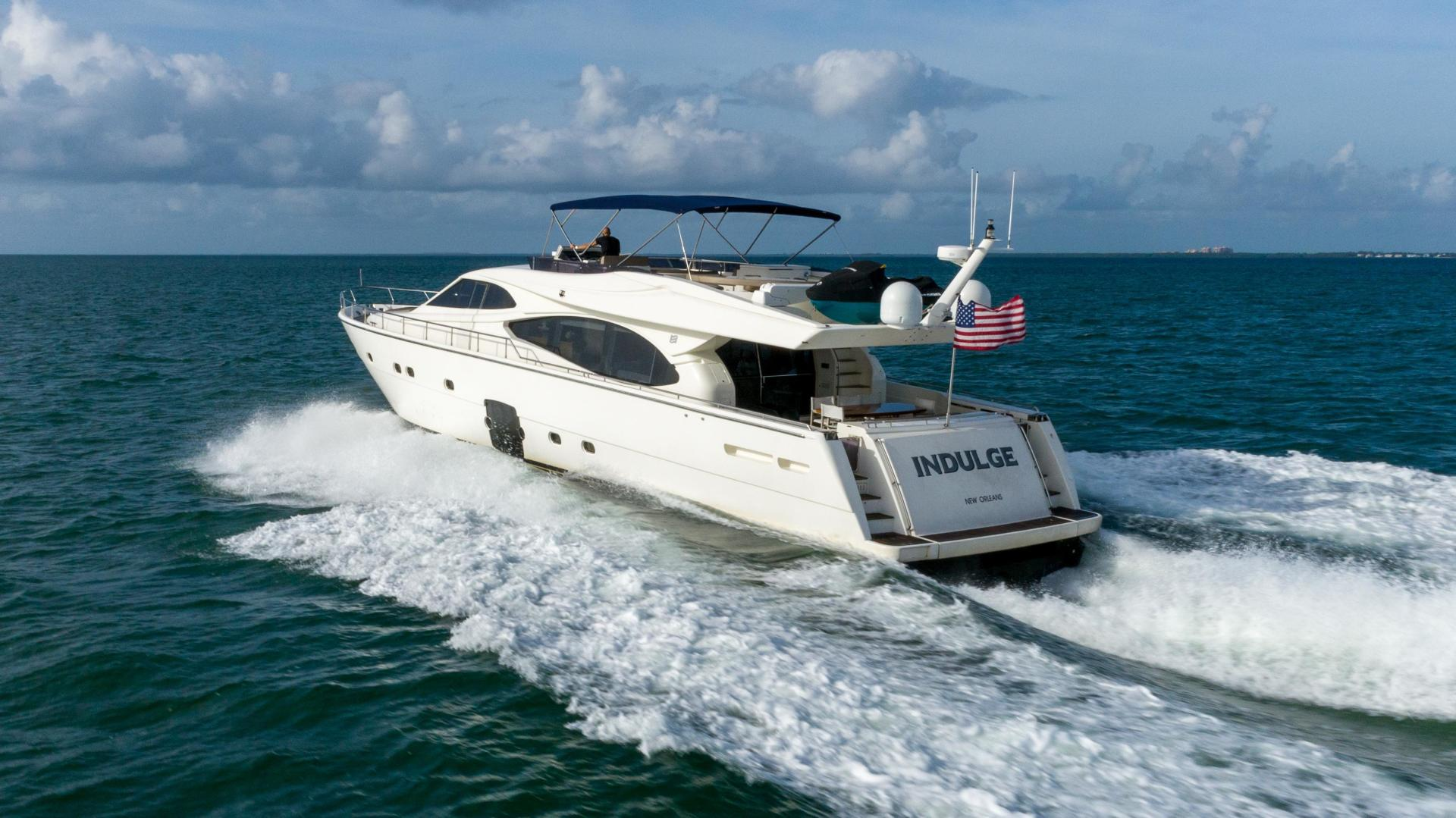 Ferretti Yachts-780 Fly bridge 2007-INDULGE Miami-Florida-United States-1544073 | Thumbnail