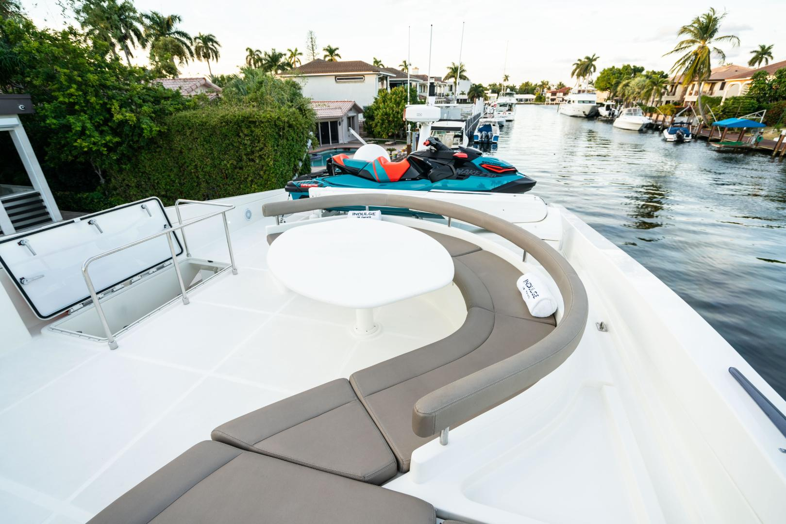 Ferretti Yachts-780 Fly bridge 2007-INDULGE Miami-Florida-United States-1544002 | Thumbnail