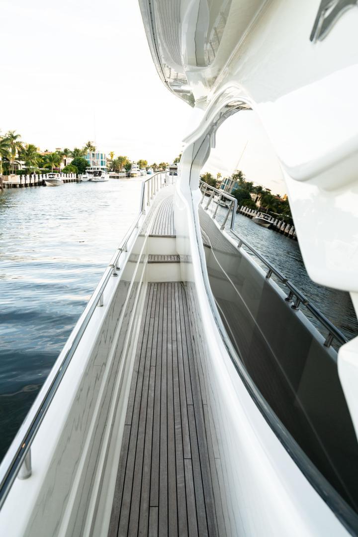 Ferretti Yachts-780 Fly bridge 2007-INDULGE Miami-Florida-United States-1544005 | Thumbnail