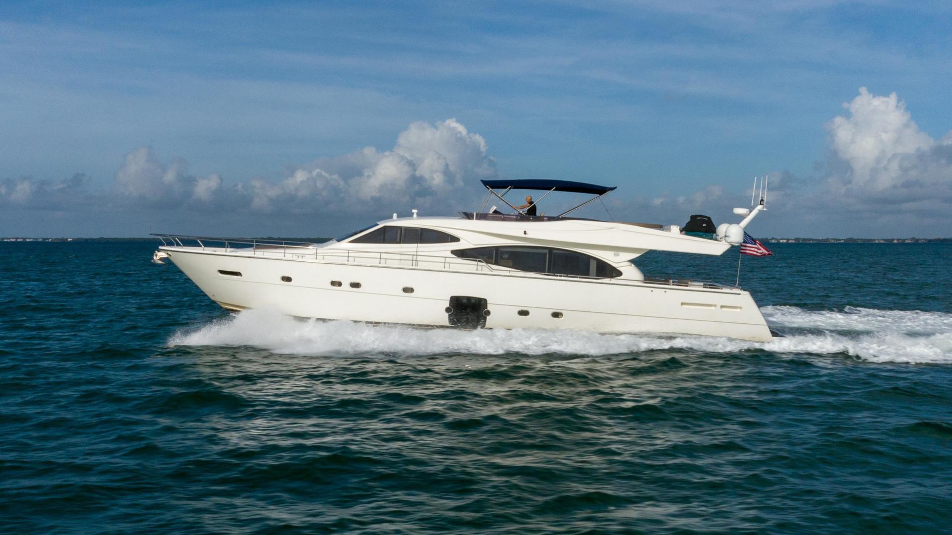 Ferretti Yachts-780 Fly bridge 2007-INDULGE Miami-Florida-United States-1543976 | Thumbnail