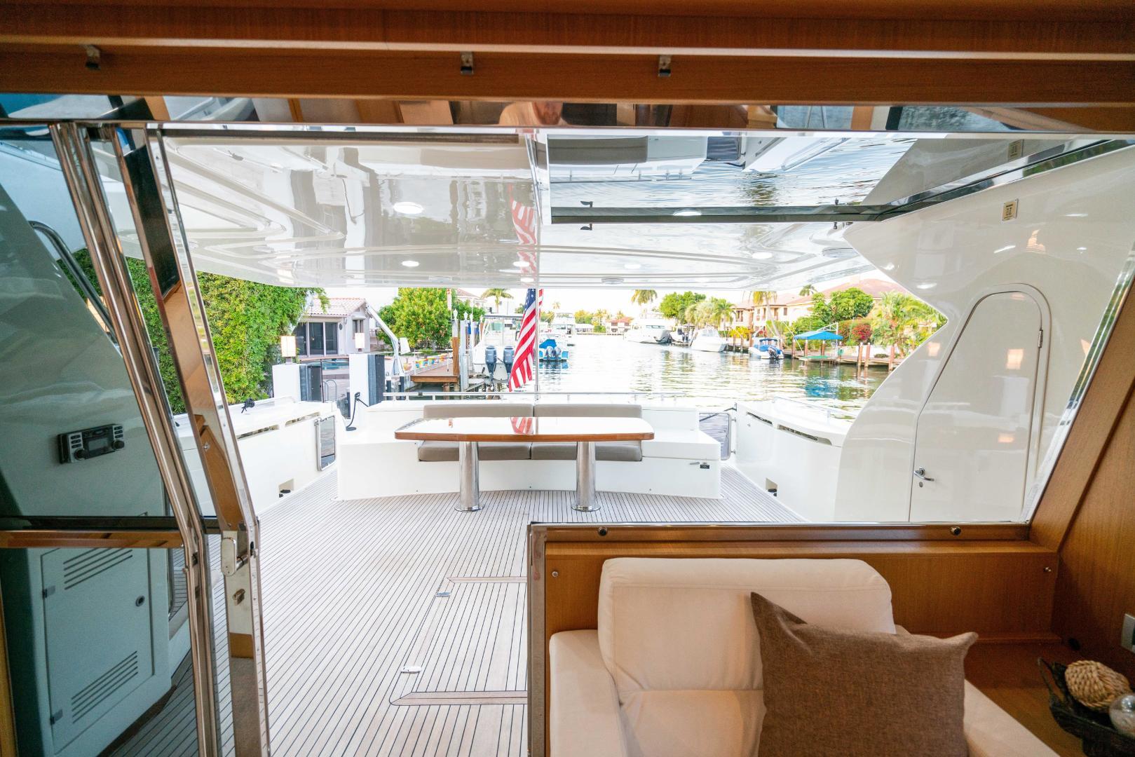 Ferretti Yachts-780 Fly bridge 2007-INDULGE Miami-Florida-United States-1544021 | Thumbnail