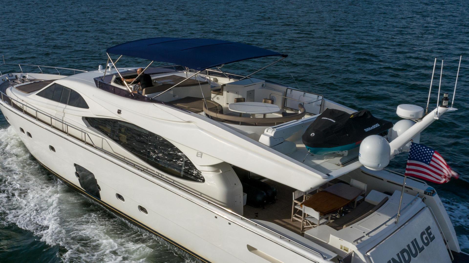 Ferretti Yachts-780 Fly bridge 2007-INDULGE Miami-Florida-United States-1543983 | Thumbnail
