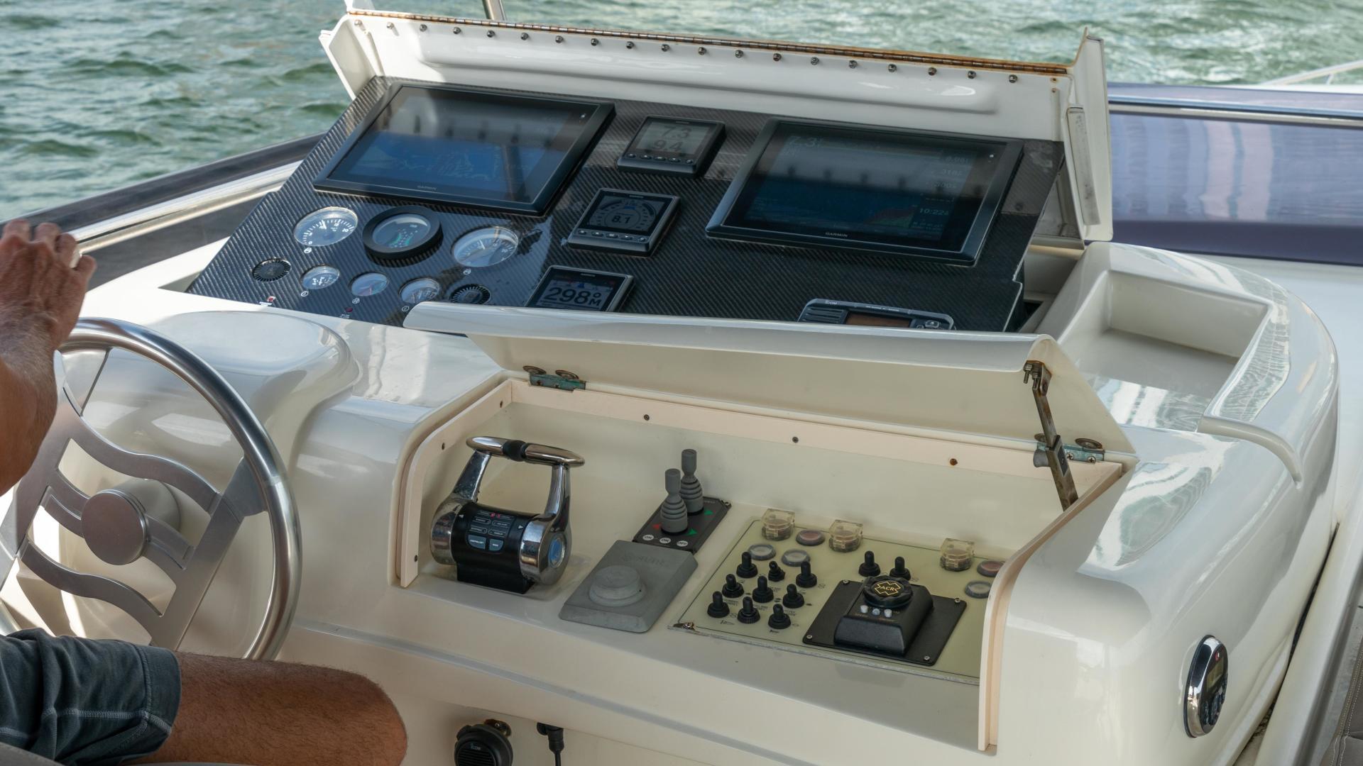 Ferretti Yachts-780 Fly bridge 2007-INDULGE Miami-Florida-United States-1544008 | Thumbnail