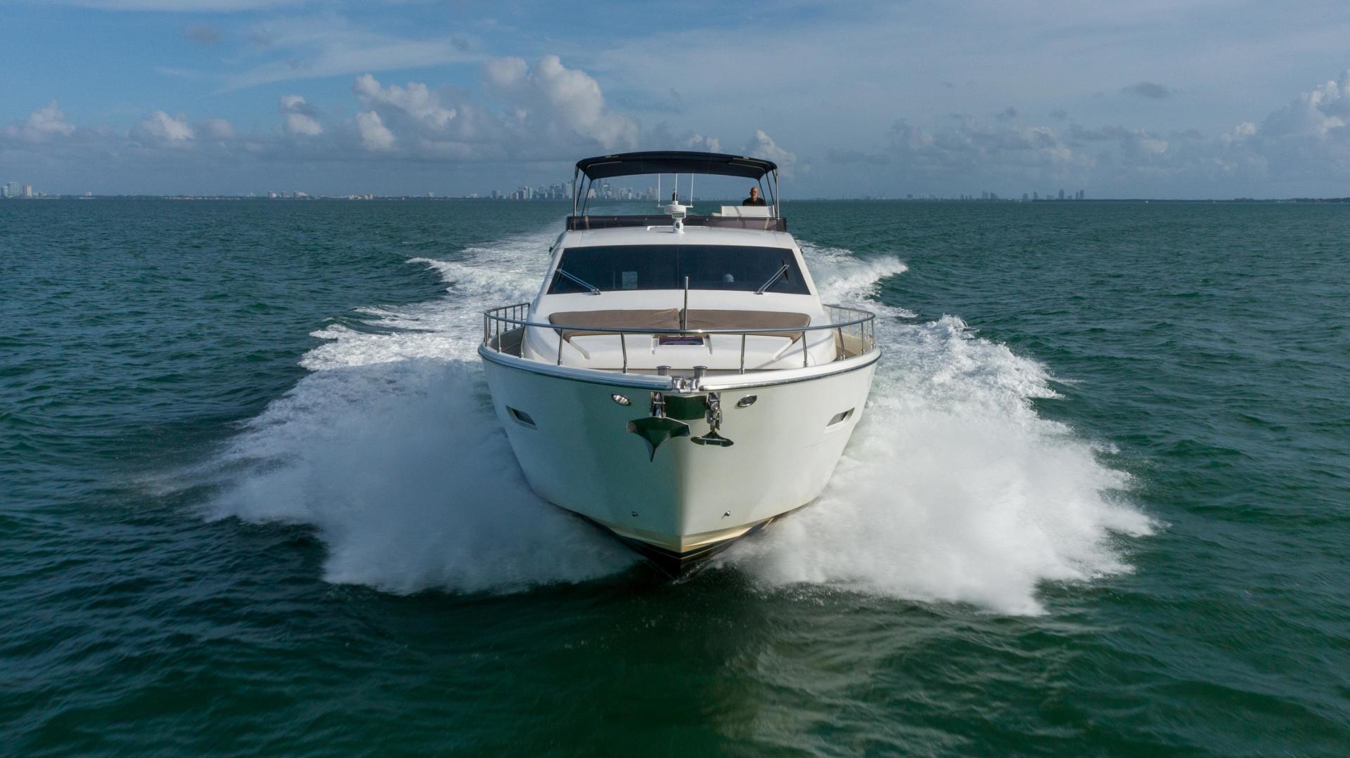 Ferretti Yachts-780 Fly bridge 2007-INDULGE Miami-Florida-United States-1543979 | Thumbnail