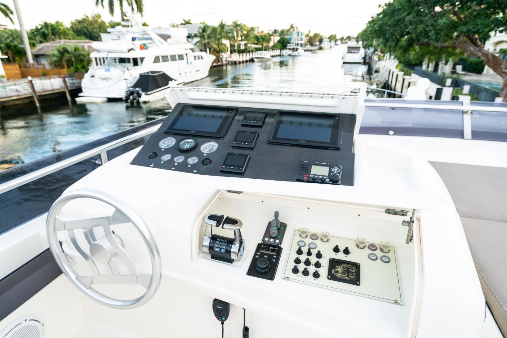 Ferretti Yachts-780 Fly bridge 2007-INDULGE Miami-Florida-United States-1544012 | Thumbnail