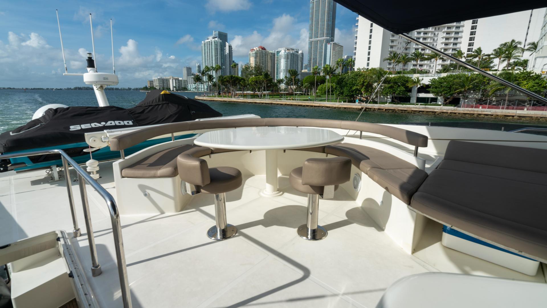 Ferretti Yachts-780 Fly bridge 2007-INDULGE Miami-Florida-United States-1543991 | Thumbnail
