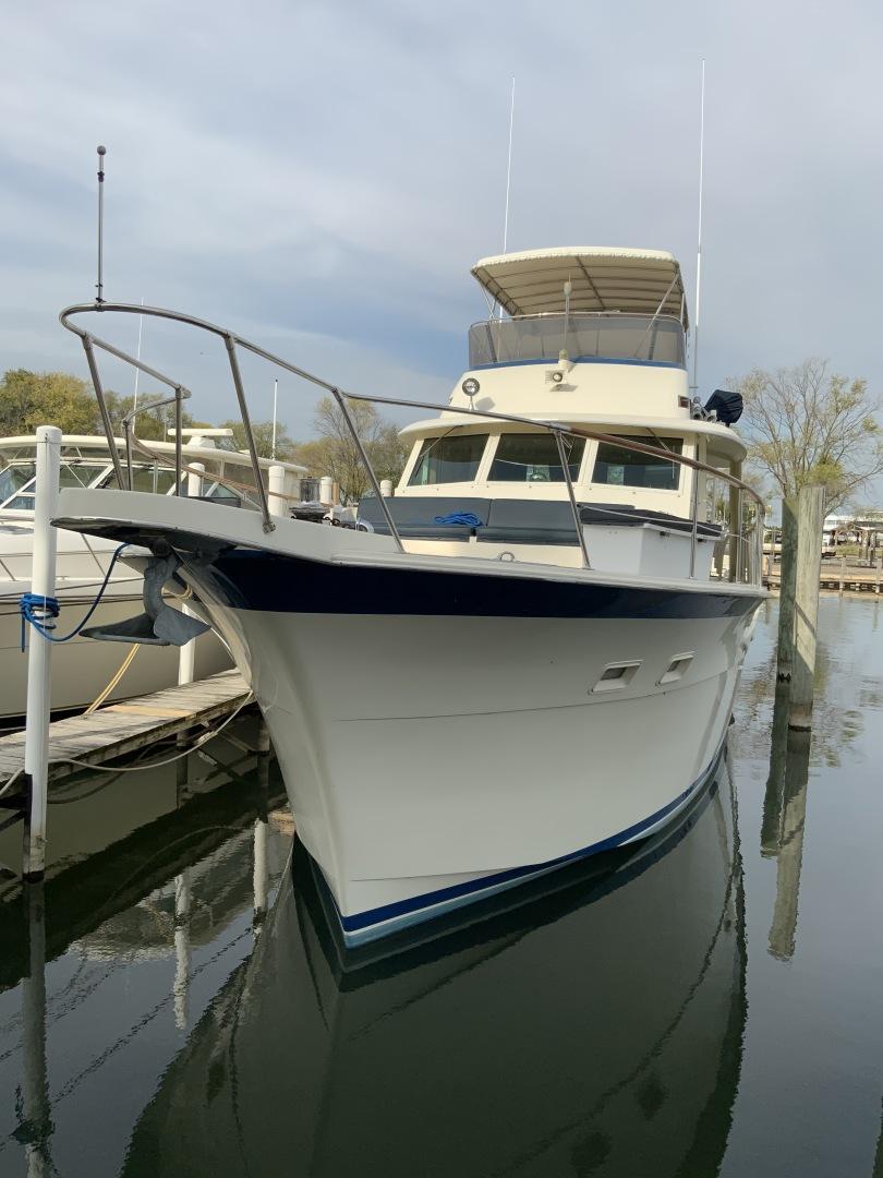 Hatteras-Yacht Fish 1987-Shelanu Harrison Township-Michigan-United States-1535283 | Thumbnail