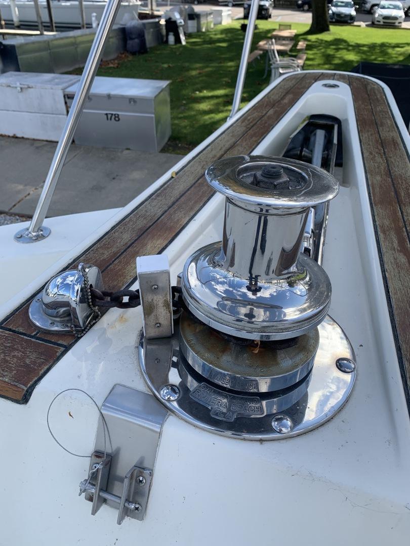Hatteras-Yacht Fish 1987-Shelanu Harrison Township-Michigan-United States-1535329 | Thumbnail
