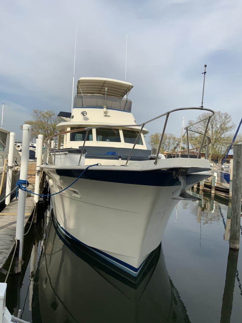 Hatteras-Yacht Fish 1987-Shelanu Harrison Township-Michigan-United States-1535285 | Thumbnail