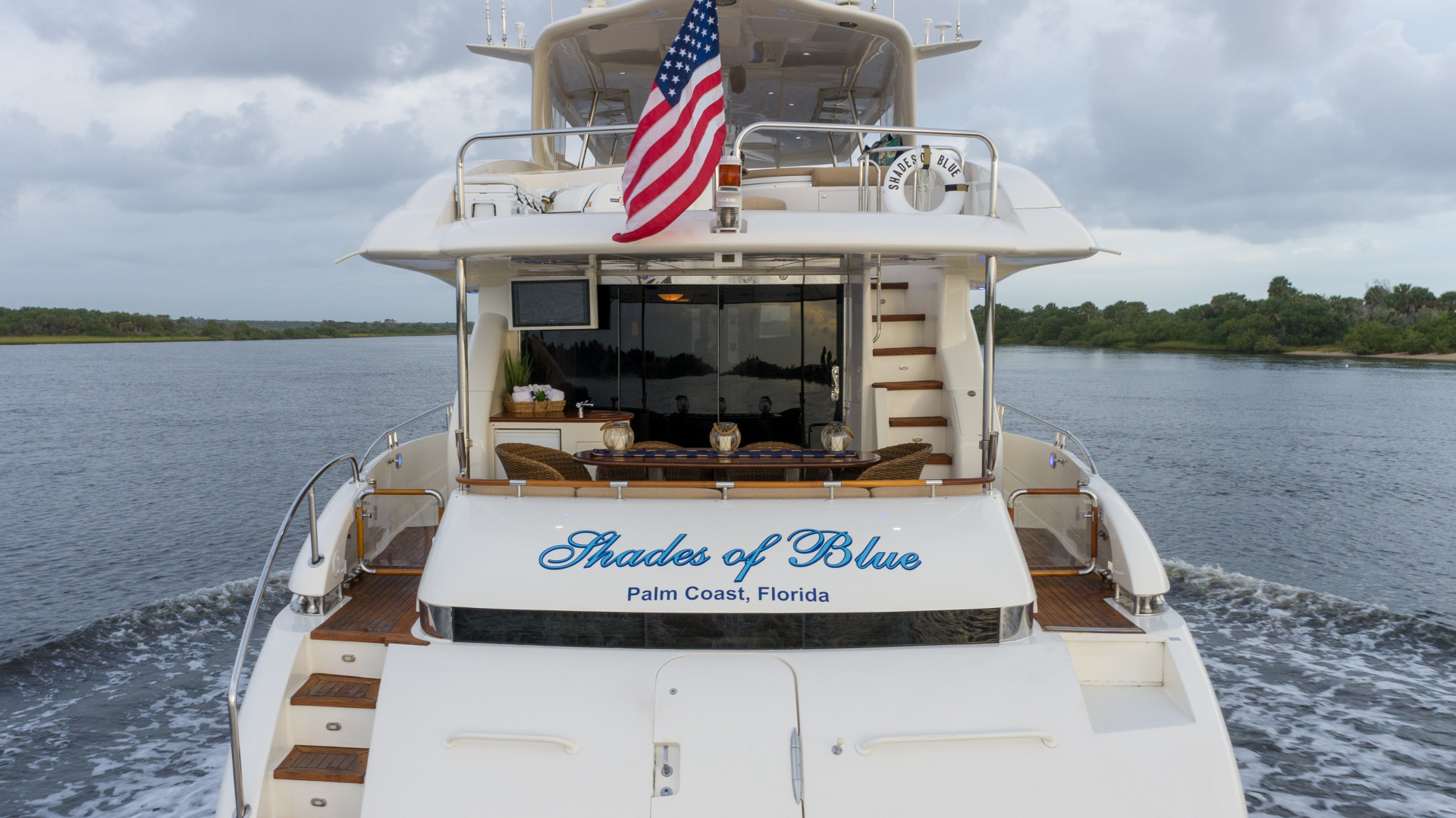 Lazzara-Open Bridge 2006-Shades Of Blue Palm Coast-Florida-United States-1544538   Thumbnail