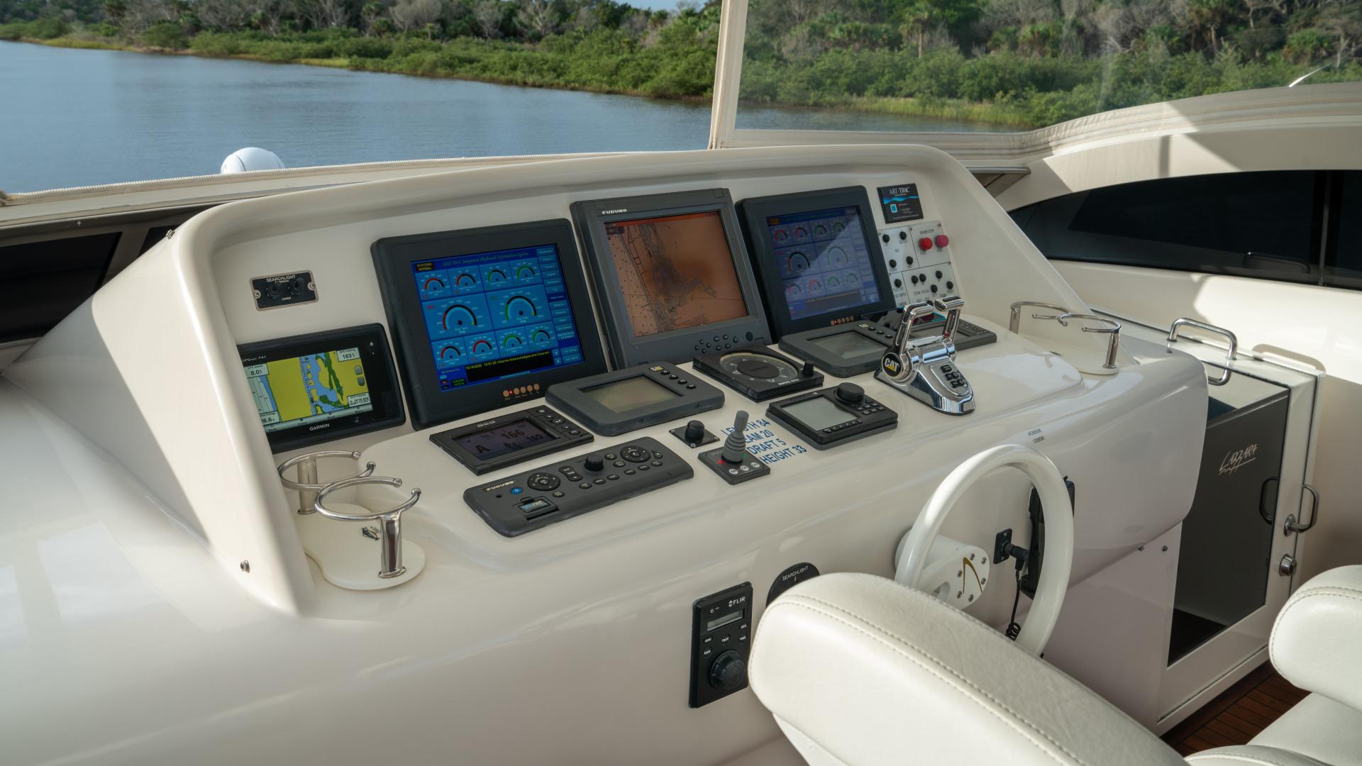 Lazzara-Open Bridge 2006-Shades Of Blue Palm Coast-Florida-United States-1544558   Thumbnail