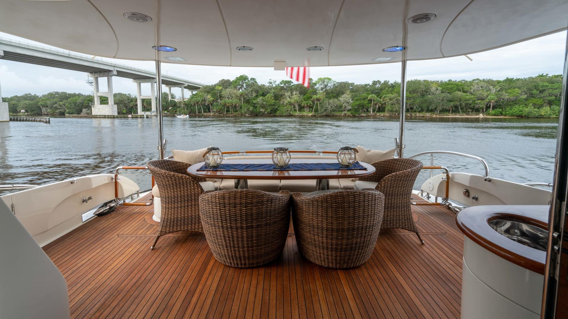 Lazzara-Open Bridge 2006-Shades Of Blue Palm Coast-Florida-United States-1544614   Thumbnail