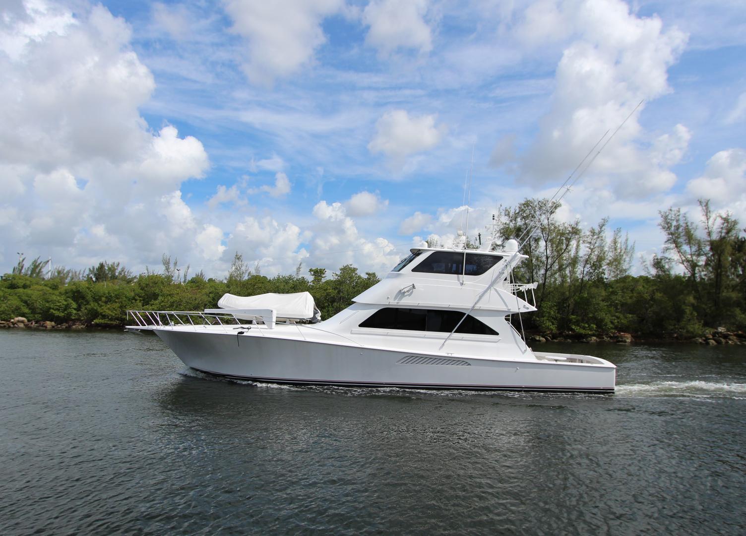 Viking-Enclosed Bridge 2004-Sea Sea Rider Dania Beach-Florida-United States-1536119 | Thumbnail