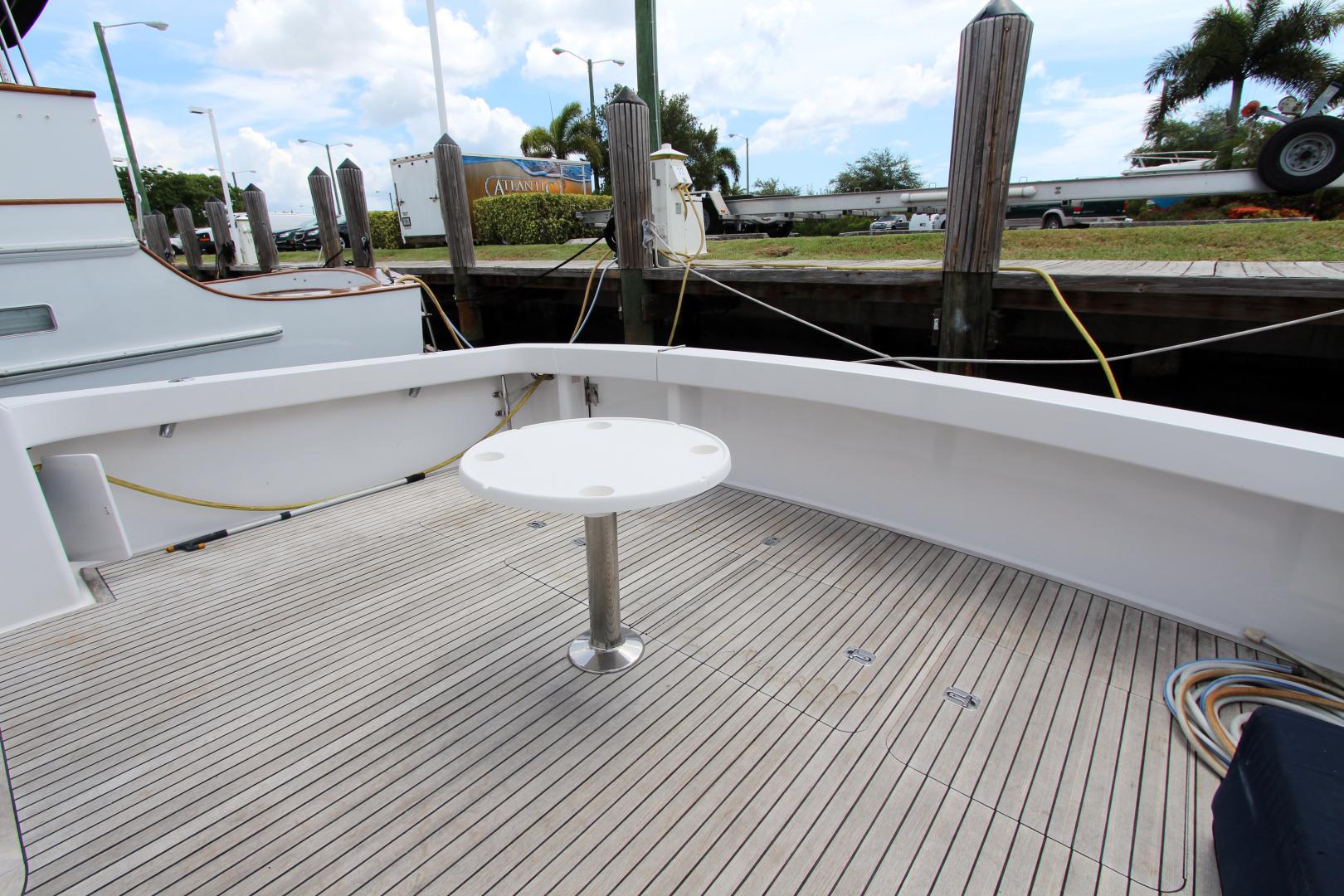 Viking-Enclosed Bridge 2004-Sea Sea Rider Dania Beach-Florida-United States-1536106 | Thumbnail