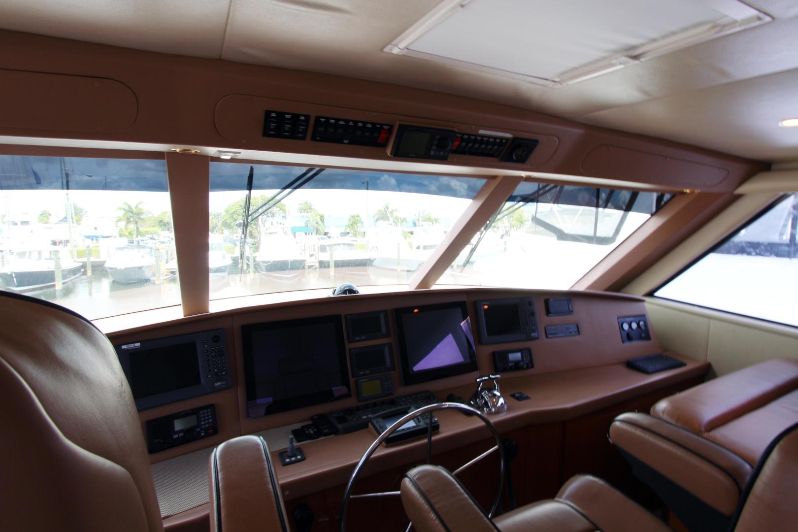 Viking-Enclosed Bridge 2004-Sea Sea Rider Dania Beach-Florida-United States-1536075 | Thumbnail