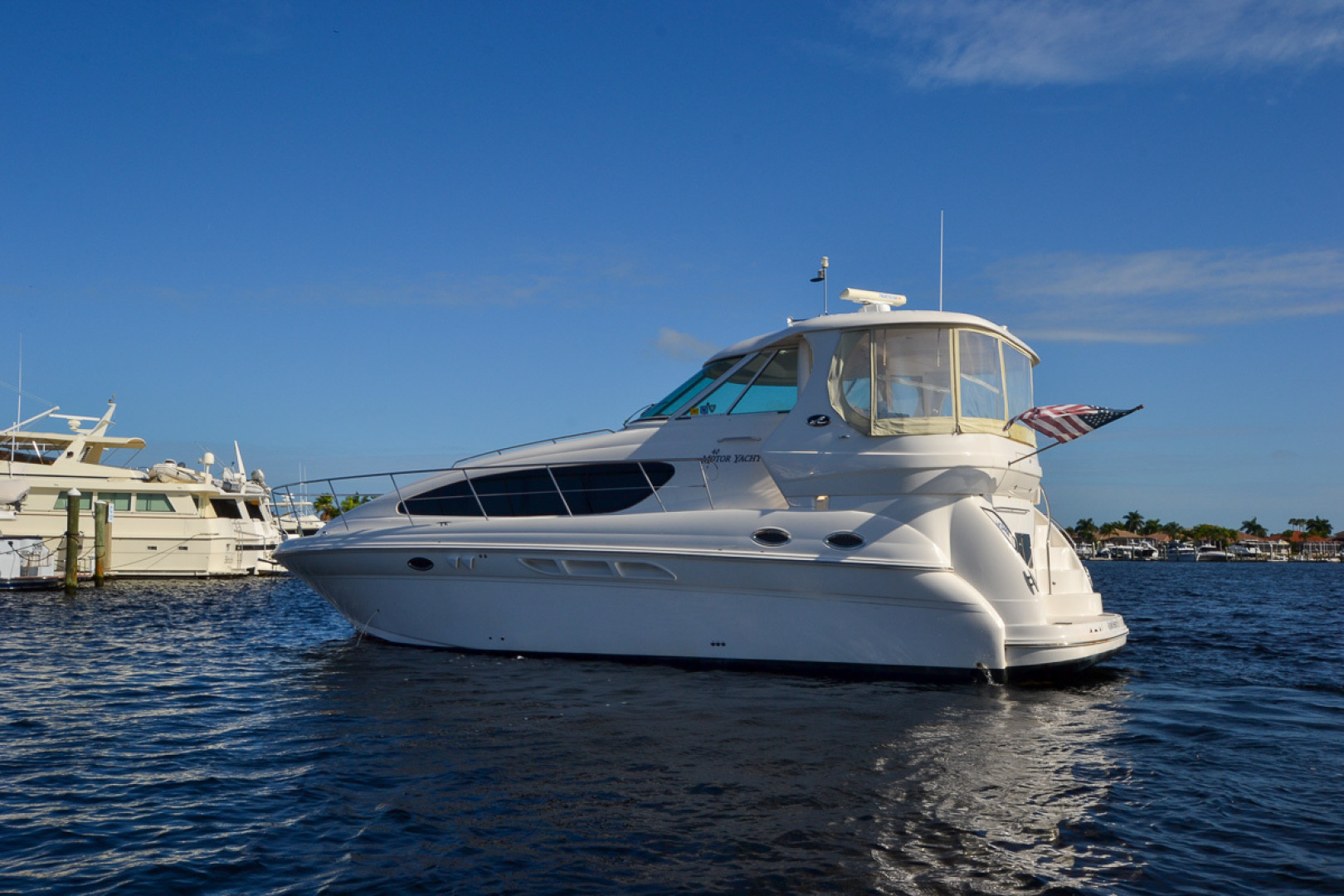 Sea Ray-40 Motor Yacht 2006 -Bradenton-Florida-United States-1538359 | Thumbnail