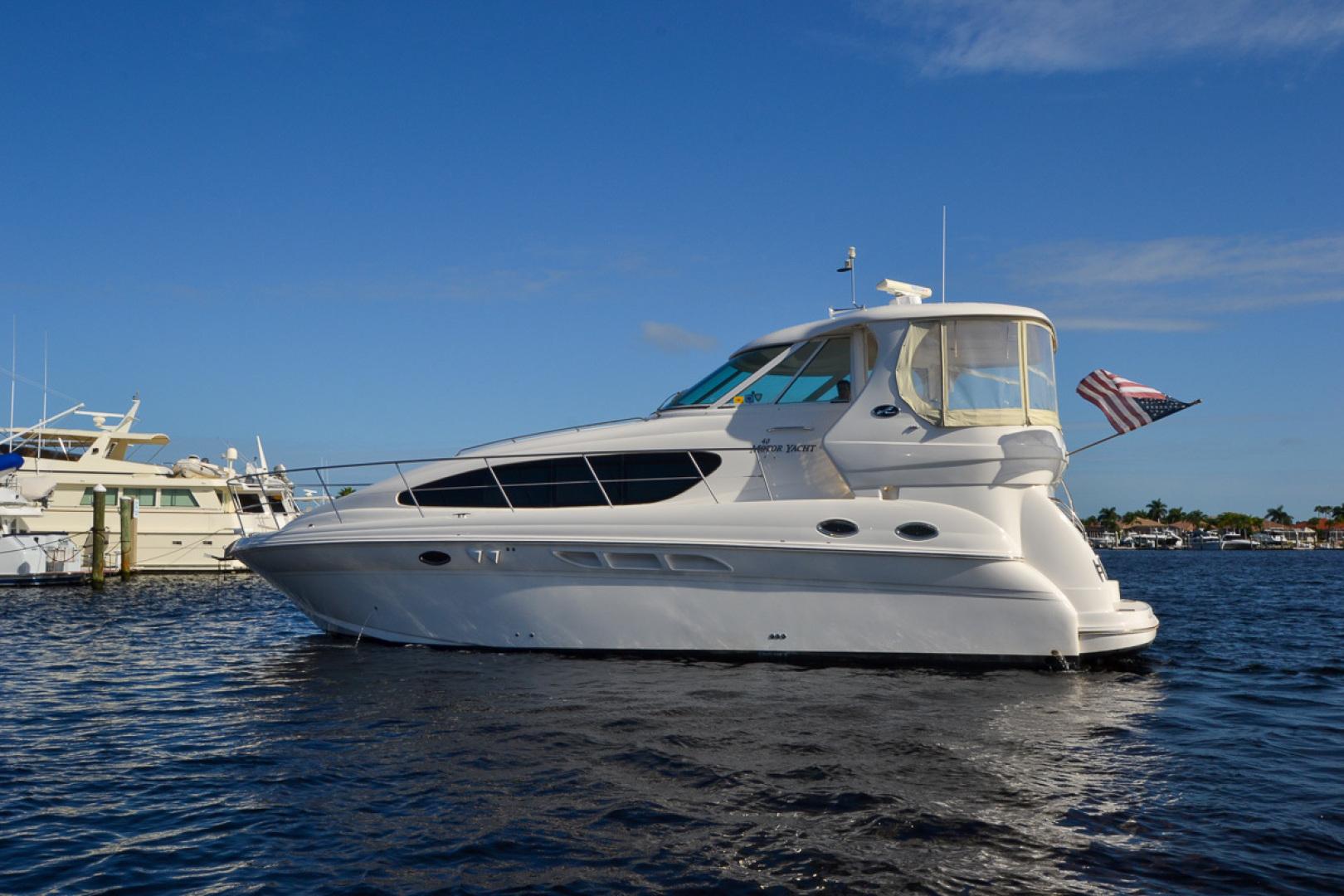 Sea Ray-40 Motor Yacht 2006 -Bradenton-Florida-United States-1538360 | Thumbnail