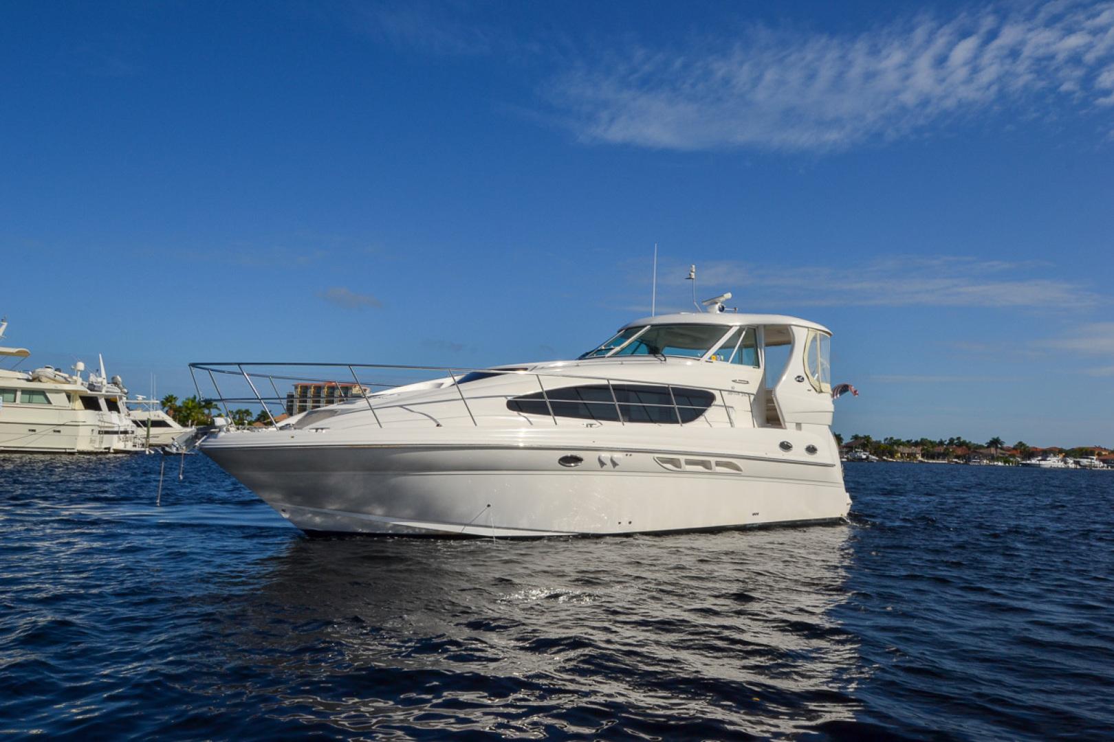 Sea Ray-40 Motor Yacht 2006 -Bradenton-Florida-United States-1538366 | Thumbnail