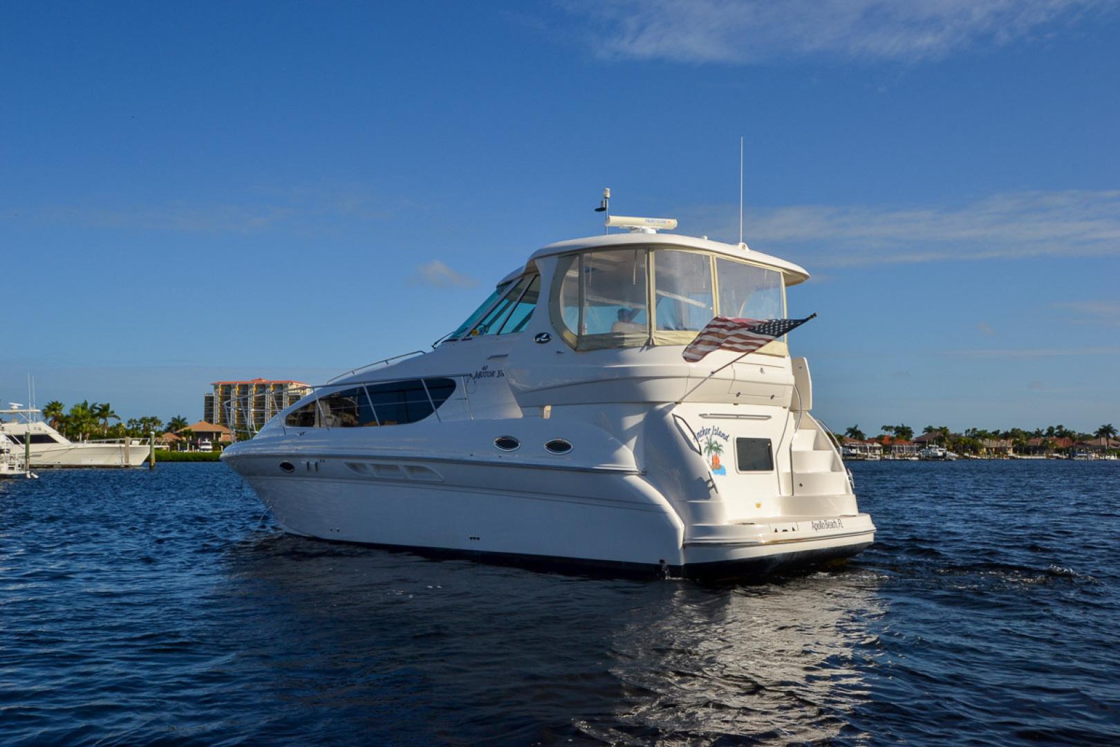 Sea Ray-40 Motor Yacht 2006 -Bradenton-Florida-United States-1538358 | Thumbnail