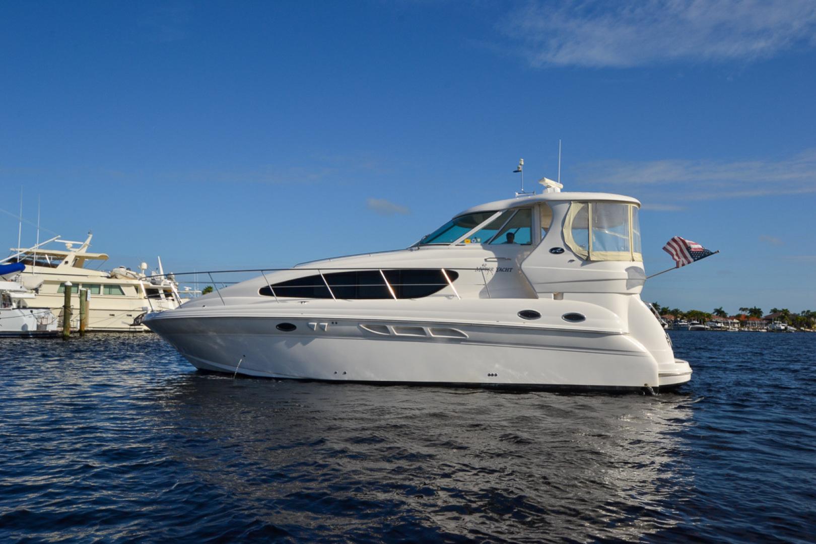 Sea Ray-40 Motor Yacht 2006 -Bradenton-Florida-United States-1538361 | Thumbnail