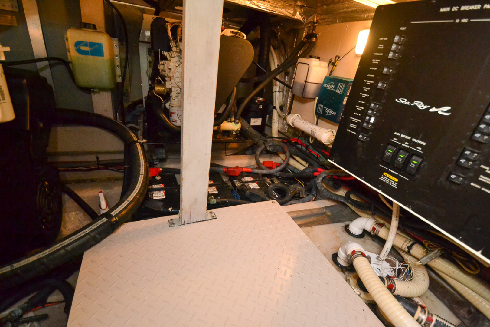 Sea Ray-40 Motor Yacht 2006 -Bradenton-Florida-United States-1538318 | Thumbnail