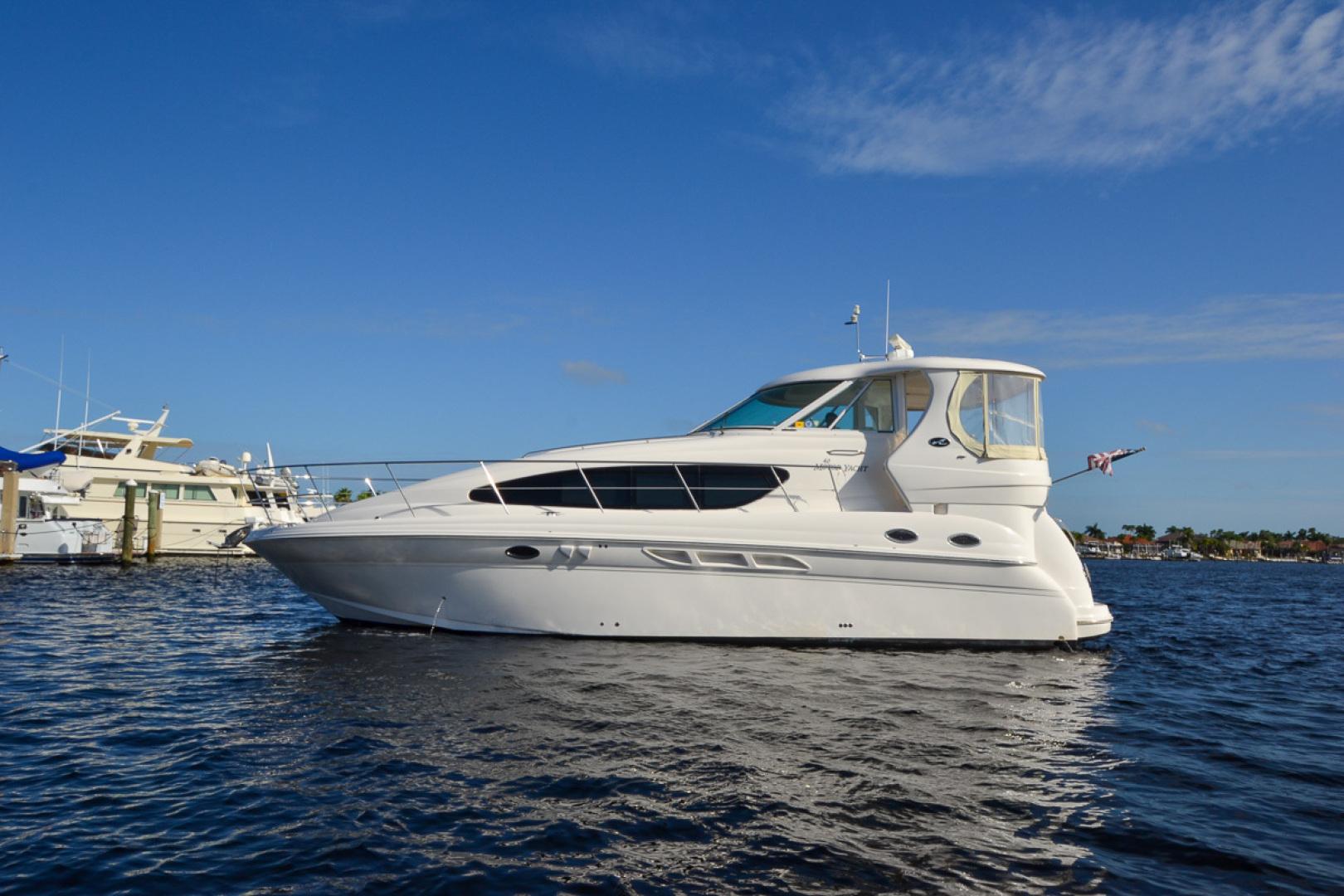 Sea Ray-40 Motor Yacht 2006 -Bradenton-Florida-United States-1538363 | Thumbnail