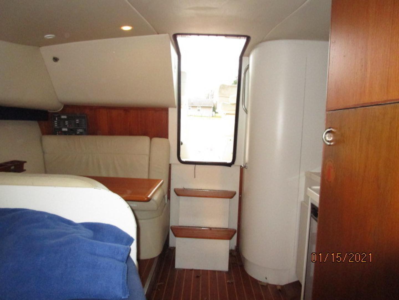 Tiara Yachts-2900 1997-Spirit Stevensville-Maryland-United States-29 Tiara lower deck aft-1619398 | Thumbnail