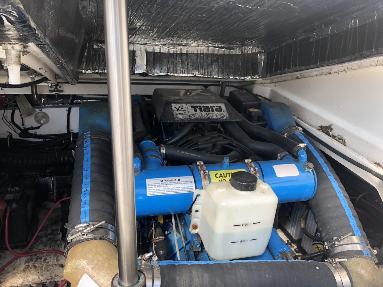 Tiara Yachts-2900 1997-Spirit Stevensville-Maryland-United States-29 Tiara starboard main engine-1536580 | Thumbnail