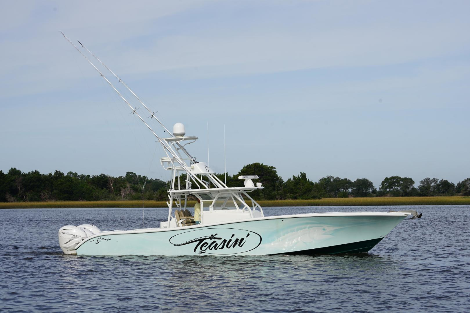 Yellowfin-Center Console 2014-Teasin Charleston-South Carolina-United States-1536586 | Thumbnail