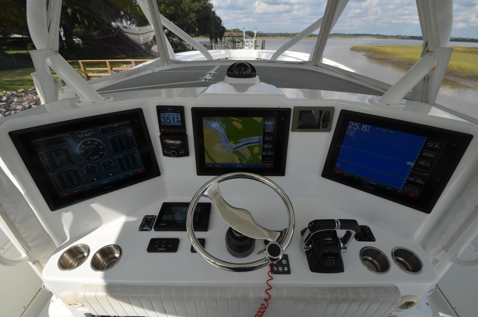 Yellowfin-Center Console 2014-Teasin Charleston-South Carolina-United States-1536636 | Thumbnail