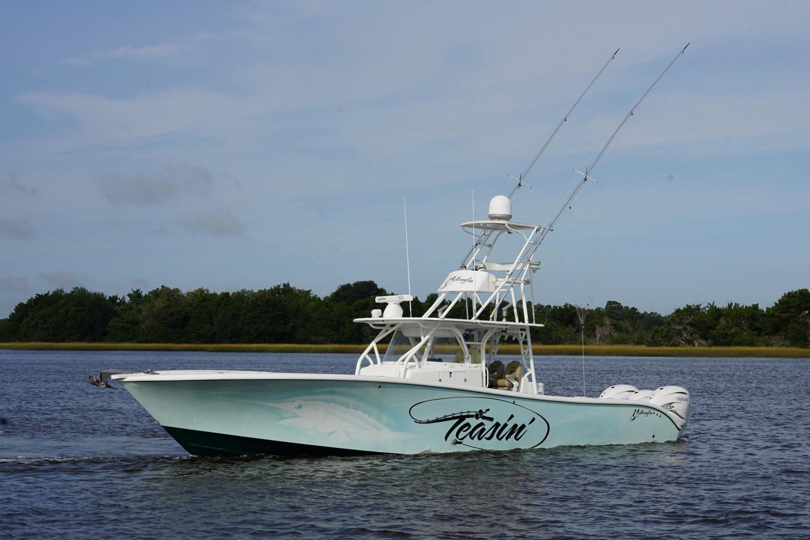 Yellowfin-Center Console 2014-Teasin Charleston-South Carolina-United States-1536590 | Thumbnail