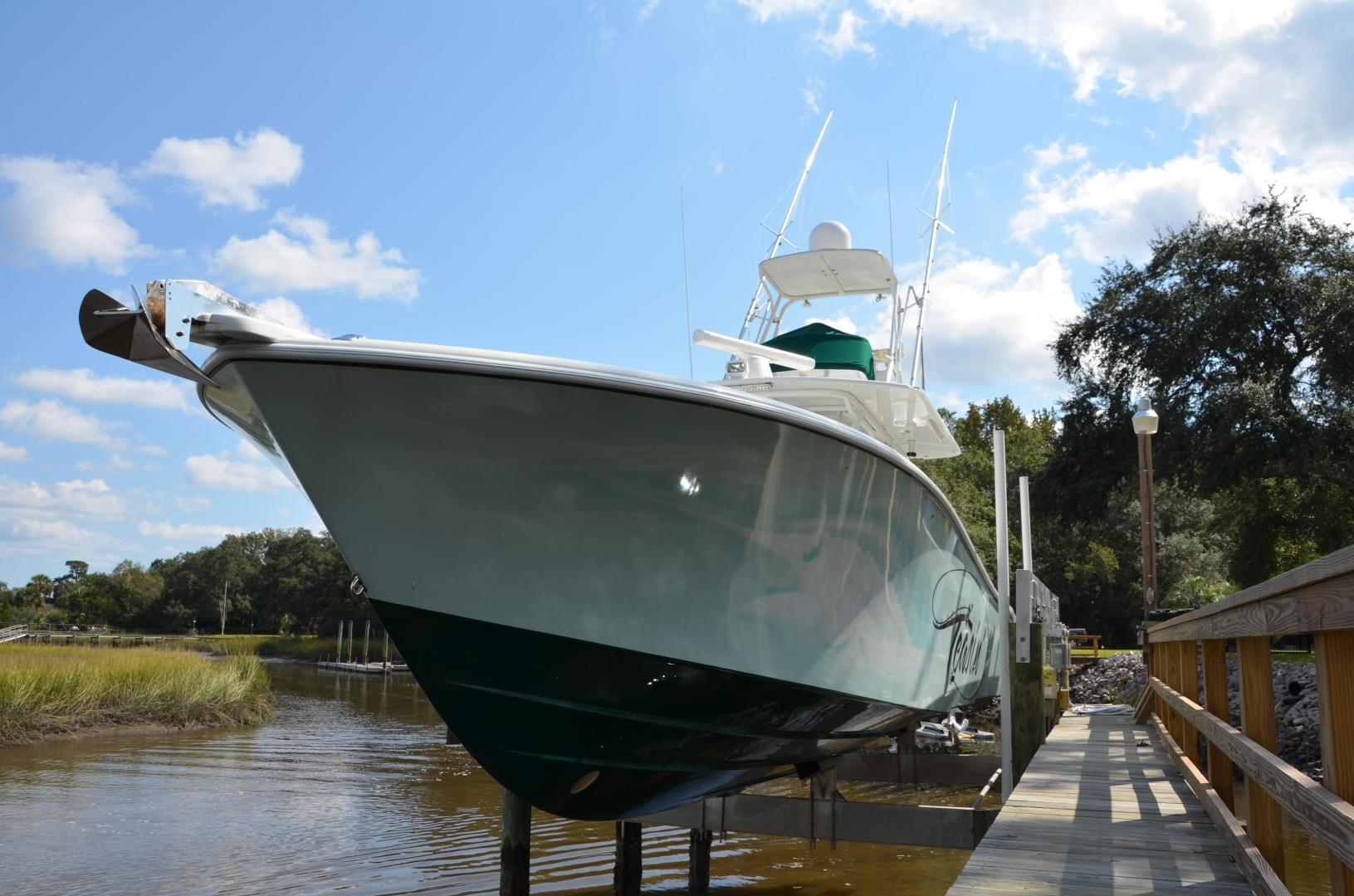 Yellowfin-Center Console 2014-Teasin Charleston-South Carolina-United States-1536613 | Thumbnail