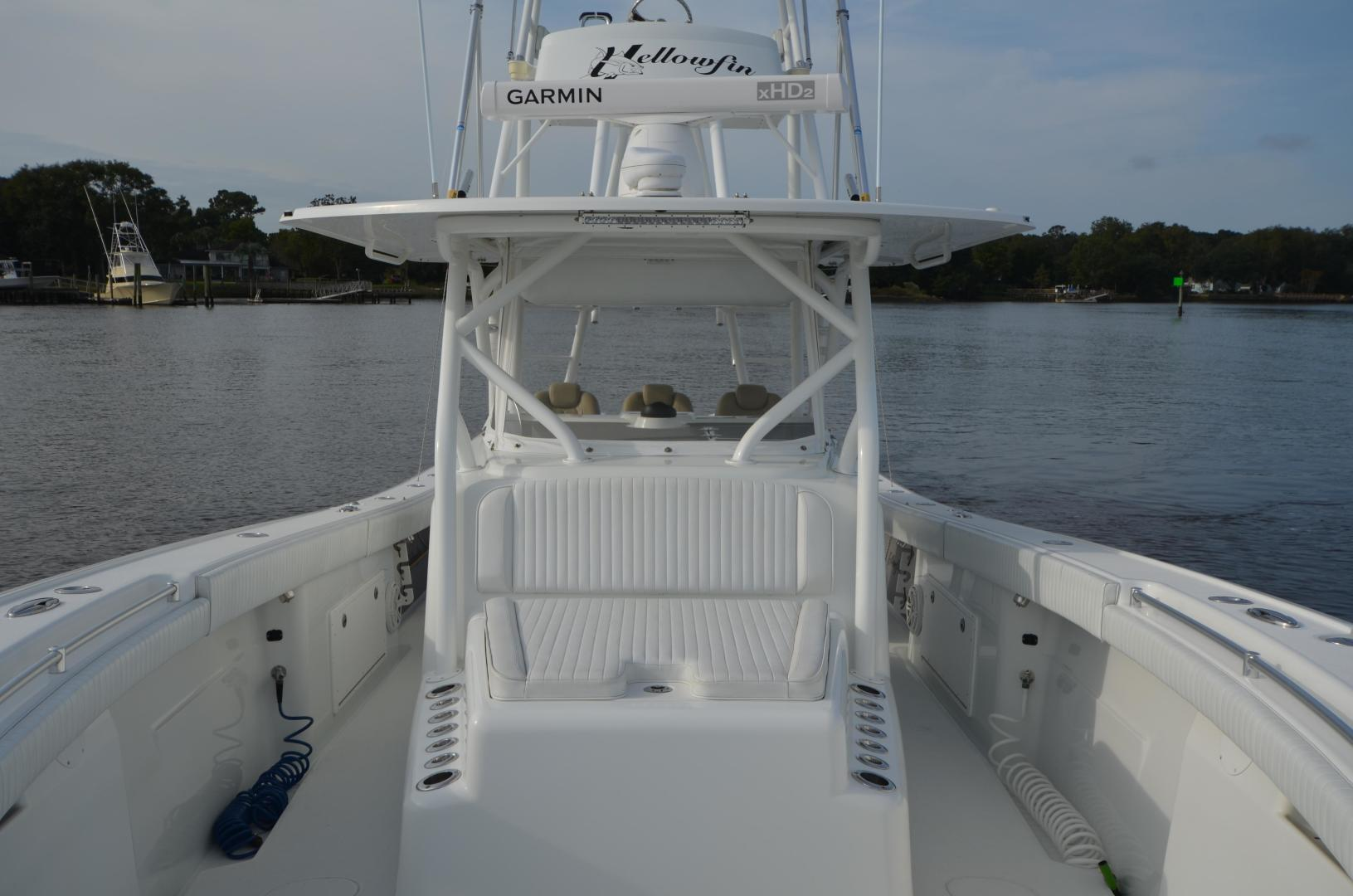 Yellowfin-Center Console 2014-Teasin Charleston-South Carolina-United States-1536596 | Thumbnail
